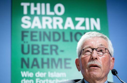 SPD will Thilo Sarrazin vor die Tür setzen