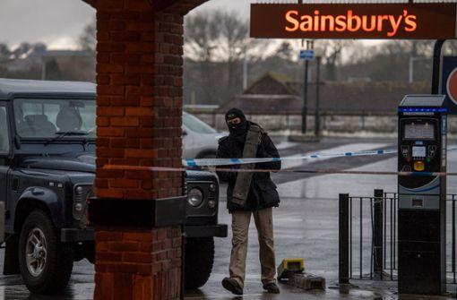 Die US-Regierung geht wie Großbritannien davon aus, dass im Fall des Giftangriffs auf einen Ex-Spion in England die Spur nach Russland führt Foto: Getty Images Europe
