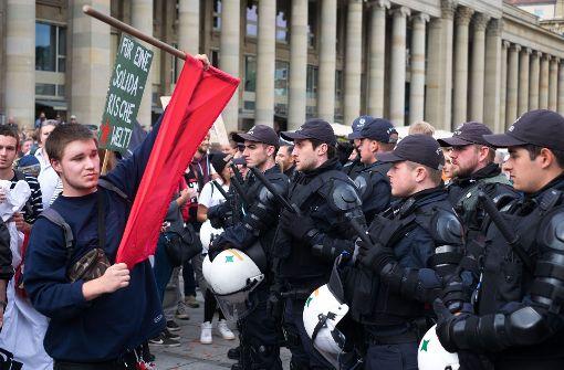 Aktionsbündnis ruft zu Demonstration gegen AfD auf