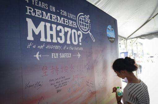 Der Abschlussbericht zum Flug MH370 liegt vor