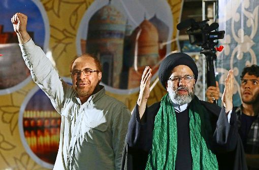 Im Fall seines Wahlsiegs will Ebrahim Raeissi den Iran stärker gegen den Westen abgrenzen