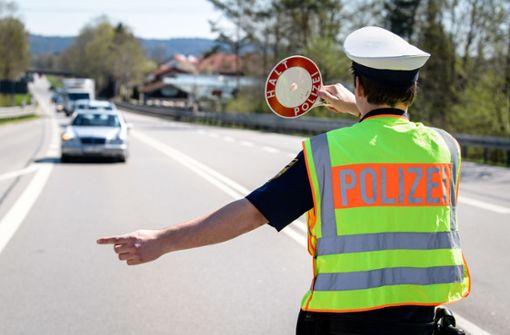 Polizist spricht kroatisch und lässt Raser auffliegen