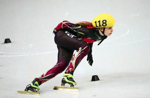 Die 17-jährige Anna Seidel ist der Star im deutschen Team. Foto: dpa