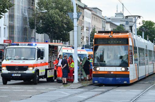 Straßenbahnen stoßen zusammen – mehr als 20 Verletzte