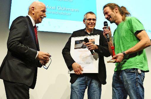 Bürgerpreis fürs Grözinger-Haus