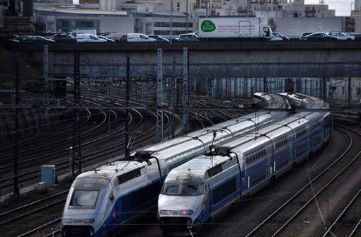 Zugreisende in Baden-Württemberg auch betroffen