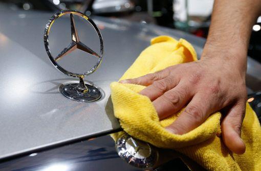 Daimler-Aktien verlieren seit Jahresbeginn fast 30 Prozent an Wert