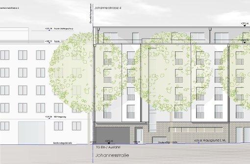 Bezirksbeiräte wünschen Korrekturen an der Fassade