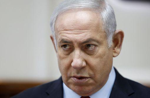 """Netanjahu kontert: """"Türkei entwickelt sich zu Diktatur"""""""