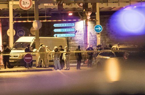 Zwei Straßburg-Verdächtige aus Gewahrsam entlassen