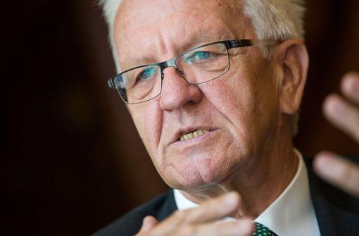 Kretschmann fordert besseres Einwanderungsgesetz