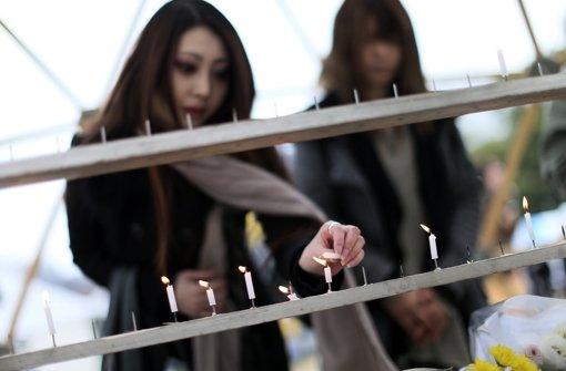 Ein Land trauert um seine Opfer von  2011