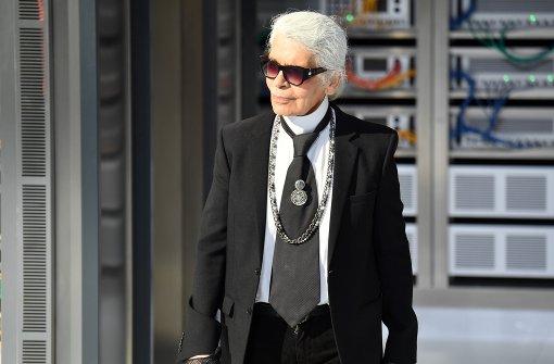 Karl Lagerfeld kritisiert Kim Kardashian