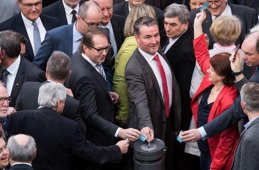 Bundestag beschließt Änderungen für Pkw-Maut