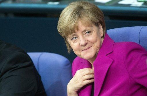 """Merkel hofft auf Sieg - """"Egal wie"""""""