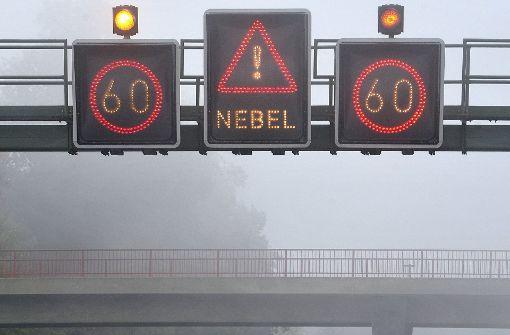 Tempolimit-Fehler führt Autofahrer aufs Glatteis