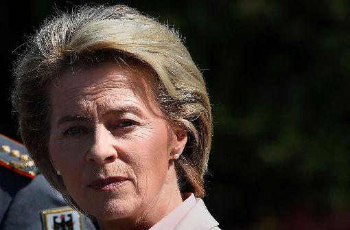 Bundeswehr Affäre Von Der Leyen Im Kreuzverhör Politik