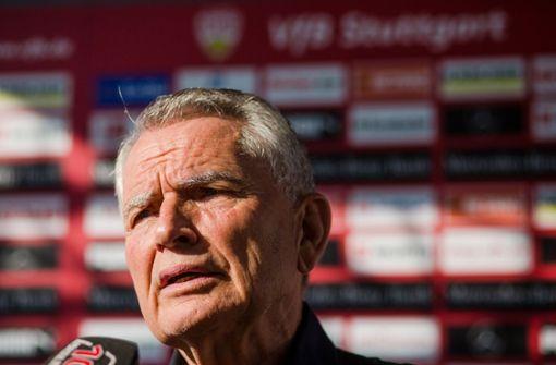 Wolfgang Dietrich appelliert an Einstellung der Spieler
