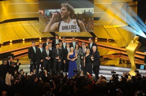 Nowitzki und Neuner Sportler des Jahres