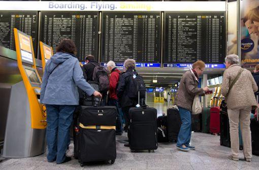 Diese Rechte haben betroffene Fluggäste