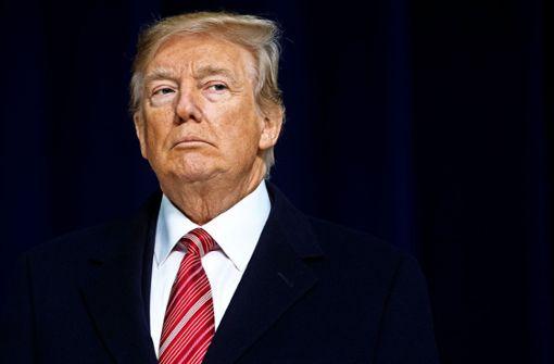 """""""Trump pflegt eine gewisse Nostalgie"""""""