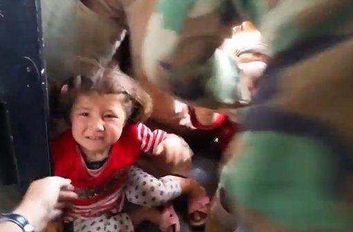 UN zählt rund 1000 Flüchtlinge im Gebirge