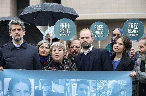 Deutscher Menschenrechtler Steudtner weist Terrorvorwürfe von sich