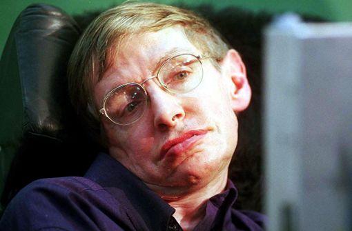 Stephen Hawking wird in Cambridge beigesetzt