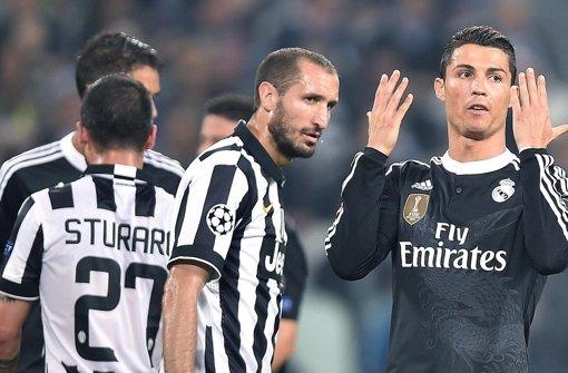 Real verliert in Turin mit 1:2