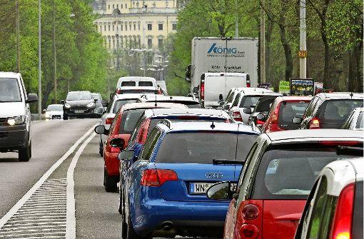 Auch in Ludwigsburg klagt man über die Luftbelastung. Foto: factum/Bach