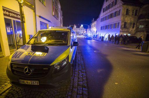 Eine 41-Jährige hatte mit einem Messer auf zwei 18 Jahre alte Frauen eingestochen.   Foto: 7aktuell.de/Simon Adomat
