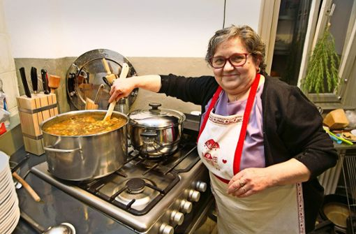 Wenn Mamma Graziella kocht