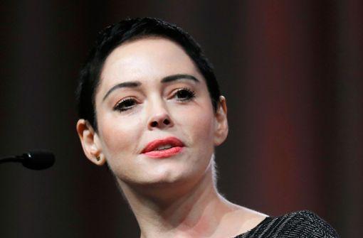Rose McGowan knöpft sich Harvey Weinstein vor