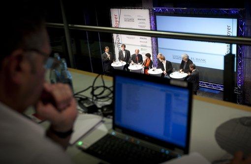 Kandidaten-Check der StN - Video vom Abend