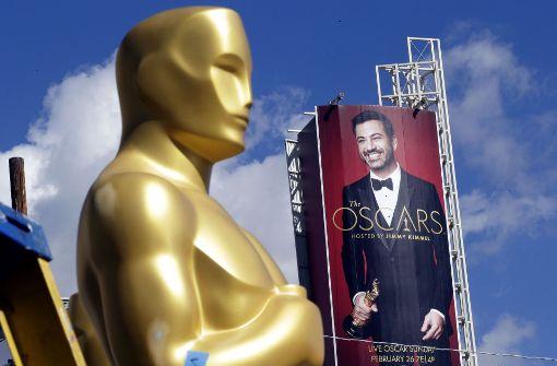 Jimmy Kimmel will bei den Oscars als Moderator anecken