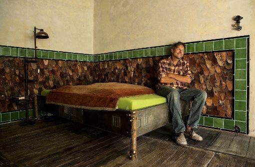 Kontraste Möbel möbeldesignern in stuttgart ungehobeltes bringt kontraste ins heim