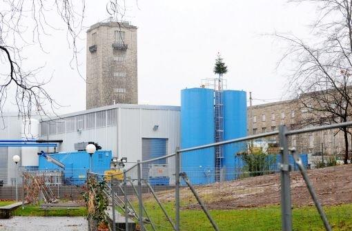 Die Bauarbeiten für das Grundwassermanagament von Stuttgart 21 im Schlossgarten musste die Bahn unterbrechen.  Foto: dpa