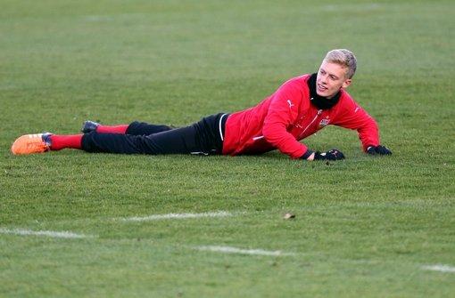 Timo Baumgartl fällt für mehrere Wochen aus. Foto: Pressefoto Baumann