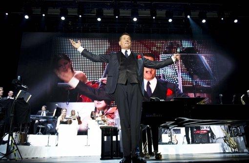 Sein letzter Auftritt in Stuttgart