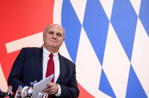 """Uli Hoeneß will rechtlich gegen """"Spiegel"""" vorgehen"""