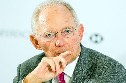 Minister und Rekordhalter im Bundestag