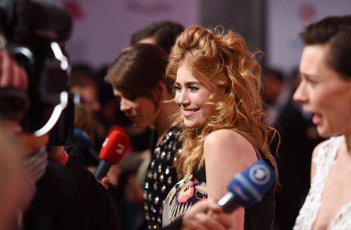 Rojinski ist vor allem als TV-Moderatorin und Schauspielerin tätig. Foto: dpa