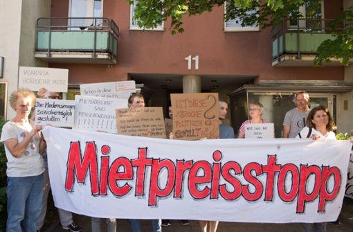 Mieter planen Protestaktion gegen Vonovia