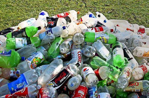 Wohin mit dem ganzen Plastikmüll?