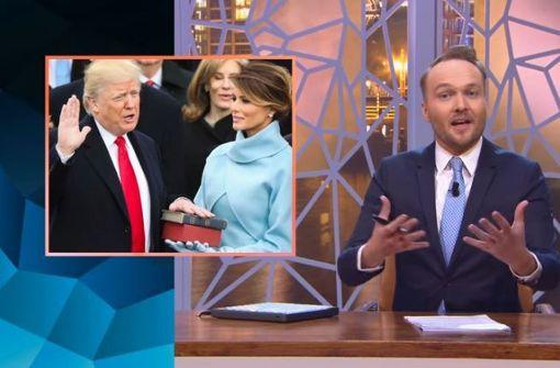 Arjen Lubach: Niederlande ärgert Trump mit diesem Satirevideo