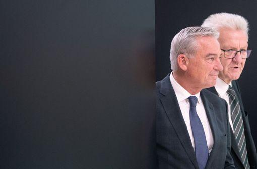 Opposition kritisiert Ausgabensteigerungen