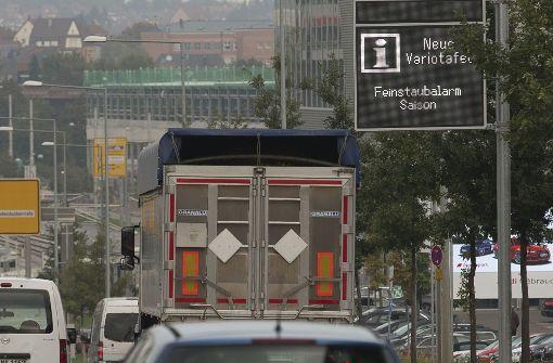 Stadt baut weitere Variotafeln auf