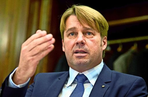 Bernd Klingler nimmt Vorstrafe hin