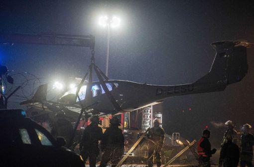 Bundesbehörde prüft Unfall bei Landung von Kleinflugzeug