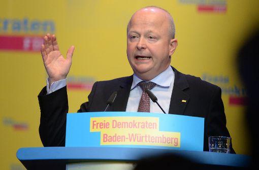 Südwest-FDP geht kampfeslustig ins Wahljahr